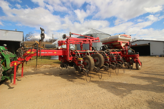 Massey Fergusson 8800 Planter