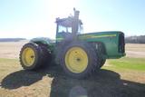 John Deere 9220 Tractor