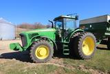 John Deere 8220 Tractor