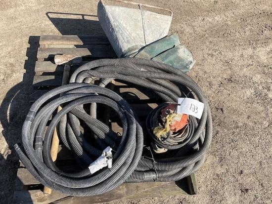 Godwin pump, hose