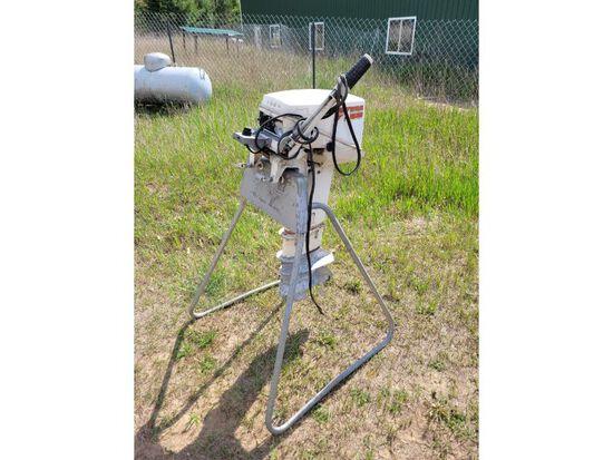 Seahorse Outboard Motor