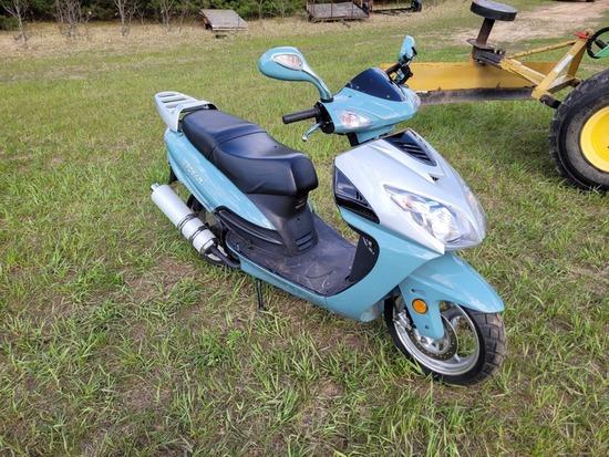 2019 ICE Bear Motorcycle
