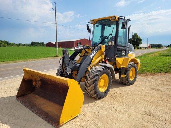Construction Equipment & Farm Equipment Auction