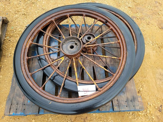 4.00 x 36 Tires & Rims