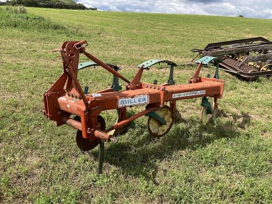 Kvernaland 3NR Plow