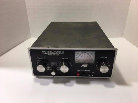 MFJ Versa Tuner II 1 5 Kilowat    Auctions Online | Proxibid