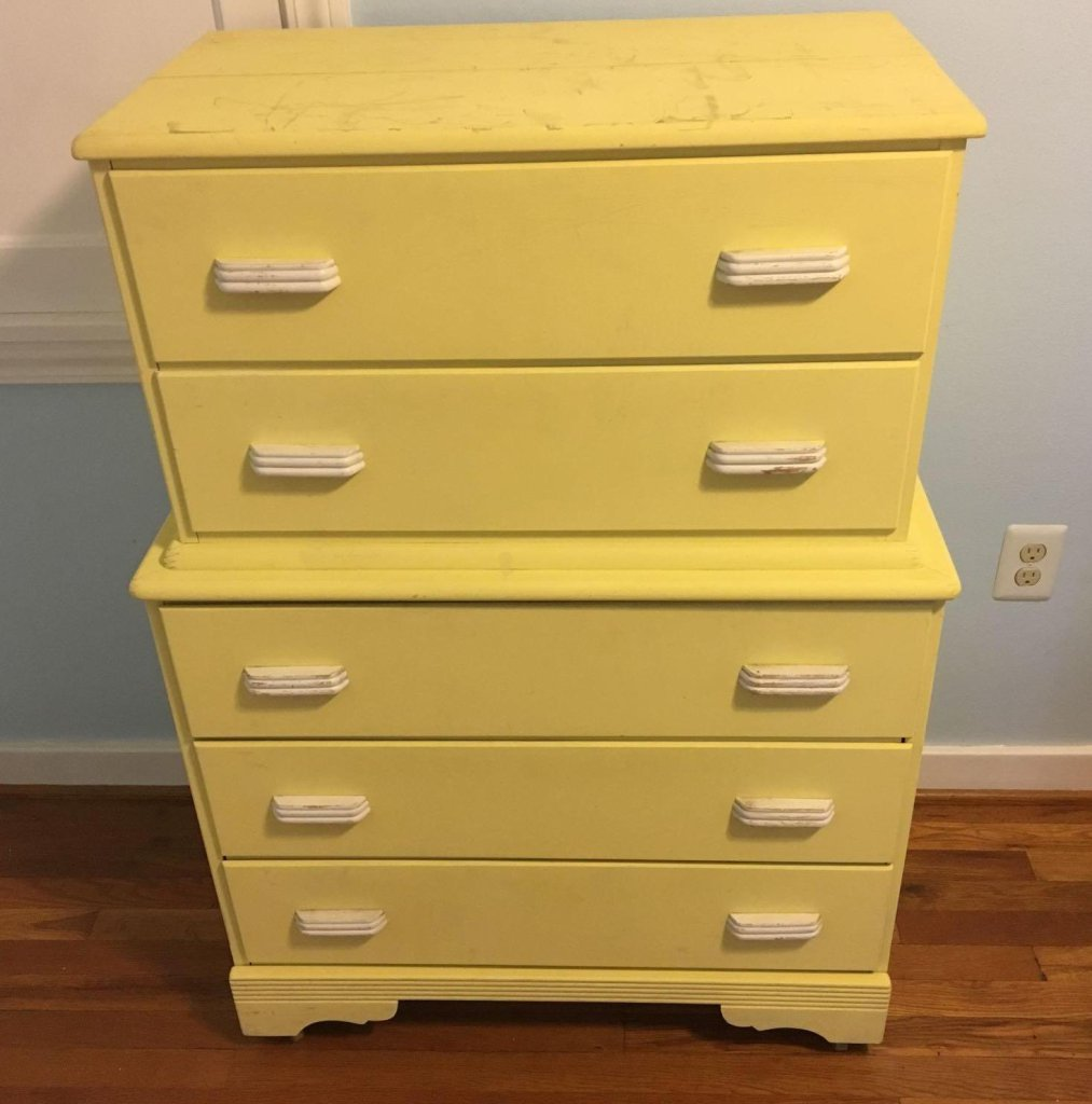 Etonnant McGraw Edison Little Folks Furniture Chest Of Drawers (Upstairs, Heavy)