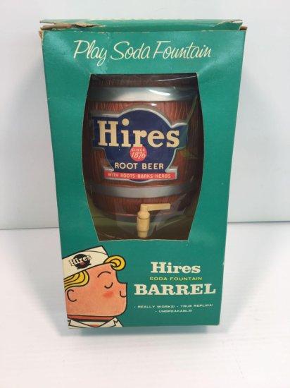 AR N EF PRODUCT HIRES Soda fountain barrel/original box