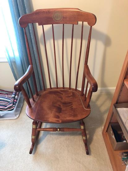 PENN STATE rocking chair