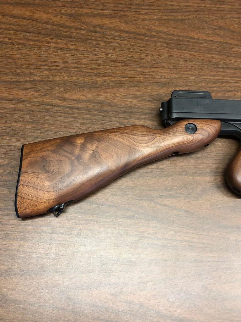 Lot: Firearms/ammunition KAHR ARMS T1(1927A-1) THOMPSON SEMI AUTO