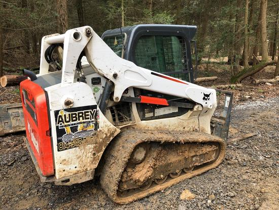 BOBCAT(T590)(rubber tracks,pal    Auctions Online | Proxibid