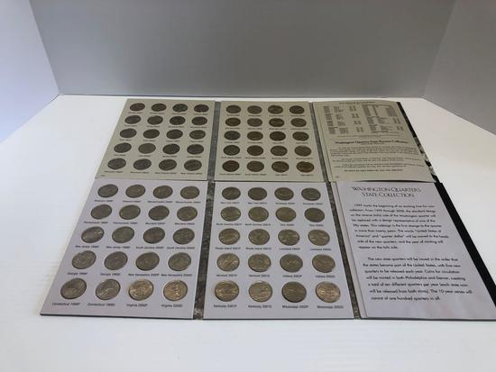 Washington Quarters State collections