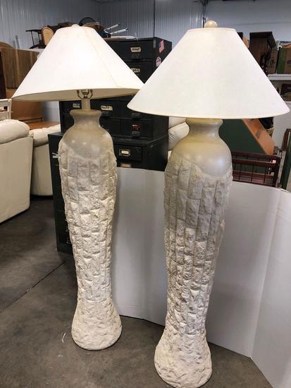 5ft ceramic floor lamps