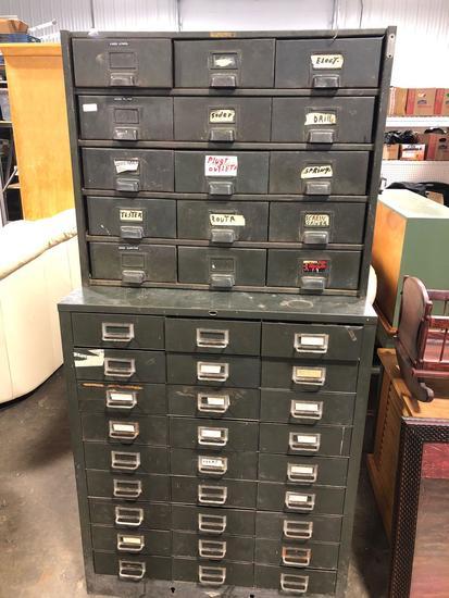 Metal storage organizers- FULL