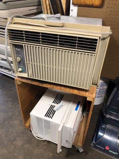 Whirlpool air conditioner, Haier air conditioner