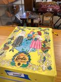 Barbie Doll Trunk With Contents