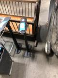 Antique Cobblers Cast Iron Shoe Stand
