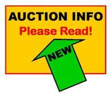 AUCTION POLICIES, PLEASE READ!!