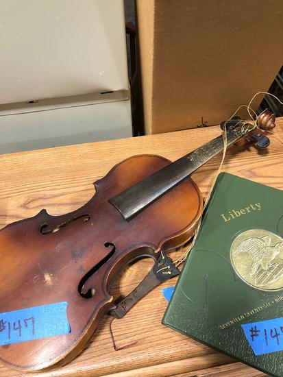 Violin & Liberty Yearbook & More