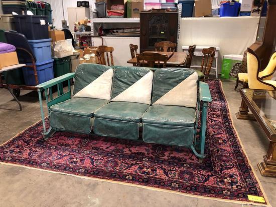 Vintage Glider Couch