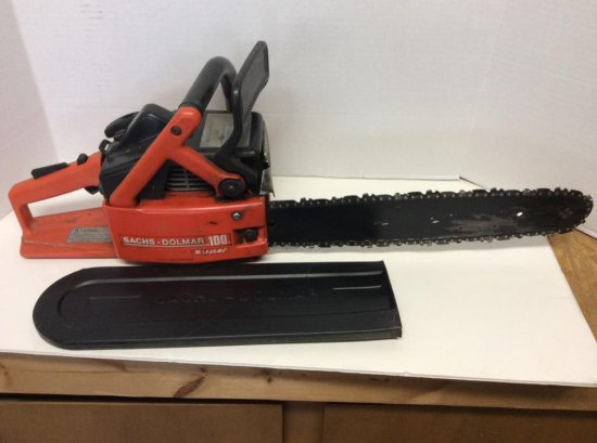 Sachs- Dolmar 45M6 chainsaw | Estate & Personal Property
