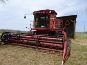 UNRESERVED AUCTION OF COMBINE & FARM EQUIP