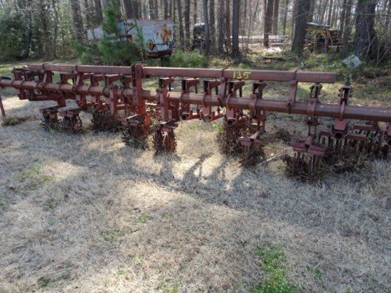 #135 LILLSTON LEHMAN ROLLING CULTIVATOR MISSING PARTS