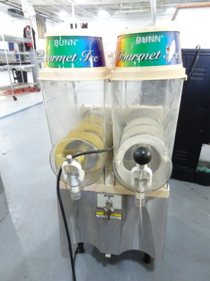 BUNN MOD CDS 2 120V 60 HZ 2 HPR SN CD50008139