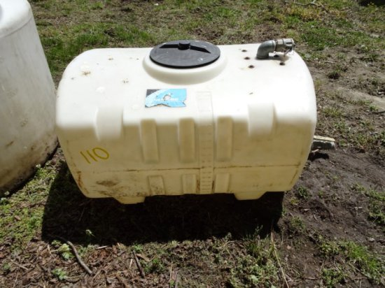 ACE 150 TANK WITH 1 1/2 VALVE