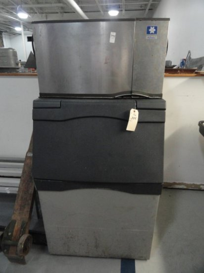MANITOWOC ICE MACHINE MOD SY0305W SN 110492394