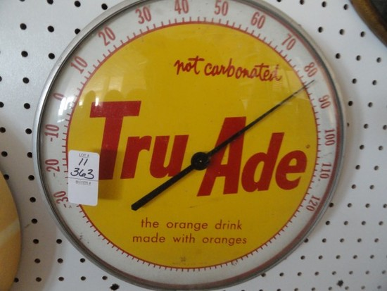 """TRU ADE THERMOMETER APPROX 12"""""""