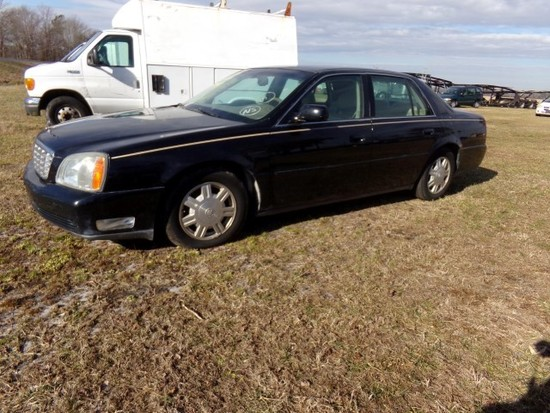 #7801 2004 CADILLAC 213000 MILES PASSED MD INSPECTION 9/2018
