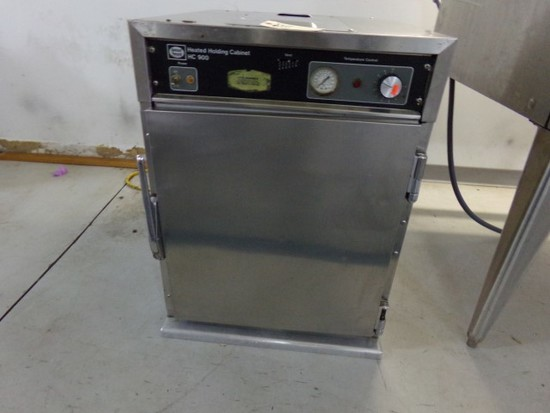 HENNY PENNY HEATED HOLDING CABINET HC 900