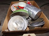 BOX LOT PLAY KITCHENWARE
