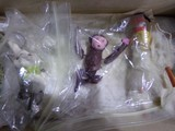 BOX LOT WITH THREE MINIATURE PUPPETS OCCUPIED JAPAN WHAT I KNOW ABOUT WOMEN