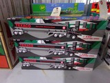 SIX NEW IN BOX 1994 TEXACO TOY TANKER TRUCKS 1ST IN COLLECTOR SERIES