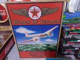 THREE NEW IN BOX WINGS OF TEXACO GOONEY BIRD DOUGLAS DC 3C 11TH IN THE SERI