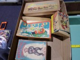 BOX LOT FULL OF JUST BOXES FOR VINTAGE MADE IN OCCUPIED JAPAN TOYS