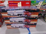 SIX NEW IN BOX 1975 TEXACO TOY TANKER TRUCKS