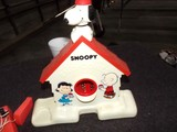 SNOOPY SNOW CONE MAKER MINIIE MOUSE SEWING MACHINE