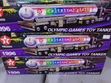 SIX NEW IN BOX TEXACO 1996 OLYMPIC GAMES TOY TANKER #3 COLLECTORS SERIES