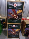 FOUR NEW IN BOX TEXACO WINGS OF TEXACO 1931 STEARMAN BIPLANE 3RD IN SERIES