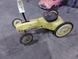 CHAIN DRIVE IRISH MAIL VINTAGE TOY SOME RUST