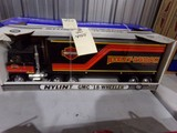 NYLINT GMC 18 WHEELER HARLEY DAVIDSON NEW IN BOX