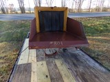 #801 WOOD CHIPPER 3 PT BY MB CO MOD 1352 SN 1352 65