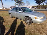 #6002 2004 BUICK 97801 MILES CRUISE CLOTH AND CARPET