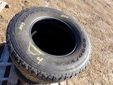 #2413 4 LIKE NEW GOODYEAR WRANGLER 265 70R17 RADIALS KEVLAR ALL TERRAIN ADV