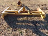 #502 8' DOUBLE BLADE SCRAPE 3 PT HITCH