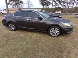 #3502 2011 HONDA ACCORD V6 155534 MILES AUTO TRANS PWR PACKAGE CRUISE SUNRO