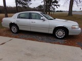 #1901 2006 LINCOLN TOWN CAR SIGNATURE 186288 MILES PWR PKG CRUISE LEATHER